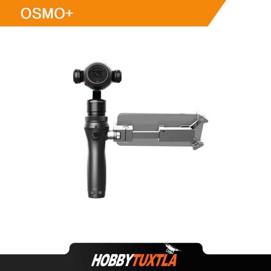 OSMO+ es el estabilizador DJI con cámara 4k y zoom óptico ideal para videógrafos