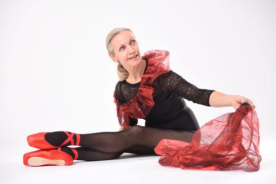 Ilona Harf Über Sechzig Fit