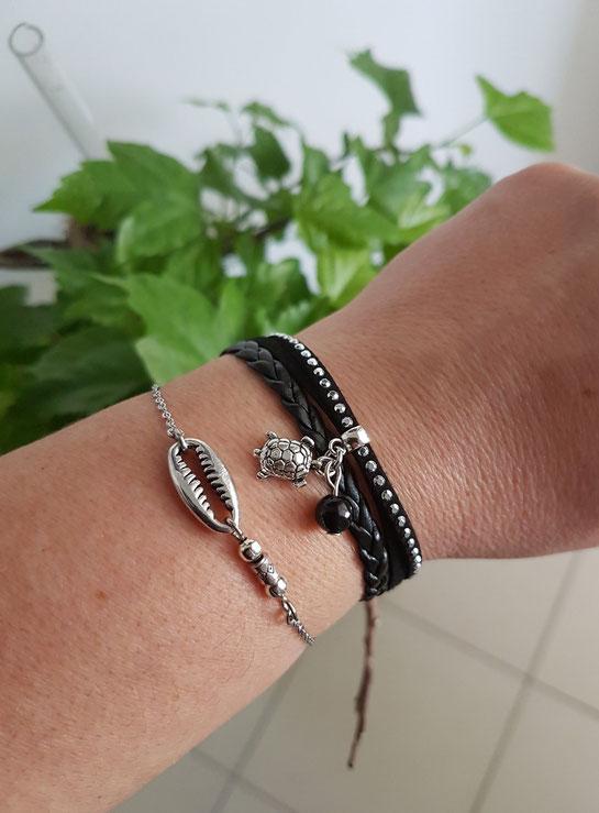 Les bracelets pour les petits gabarits
