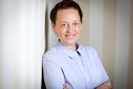 Daniela Maria Marx  - Referentin für den Lernort Bauernhof