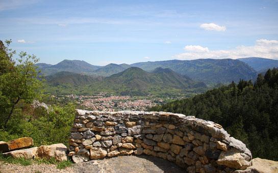 Quillan - Col du Portel