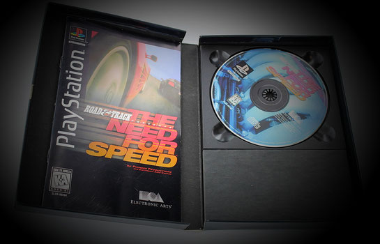 Need for Speed: Der erste Teil