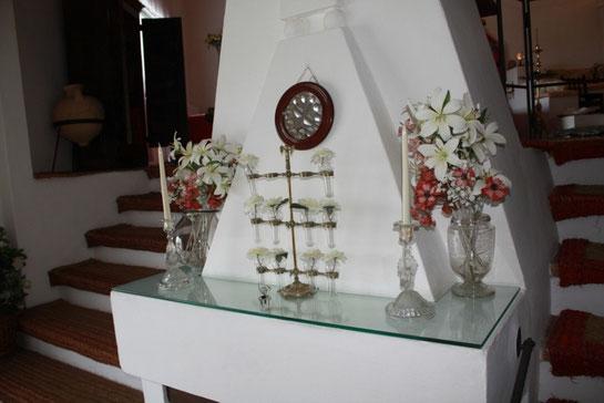Интерьеры дома Сальвадора Дали в Порт-Льигате