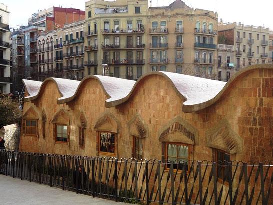 Черный день для Саграда Фамилия в Барселоне