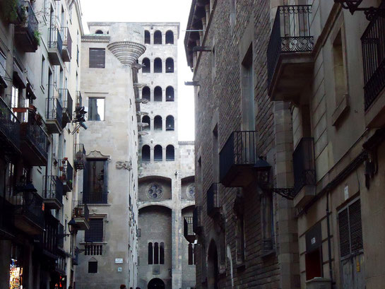 Пешеходная экскурсия по Готическому кварталу Барселоны с русским гидом
