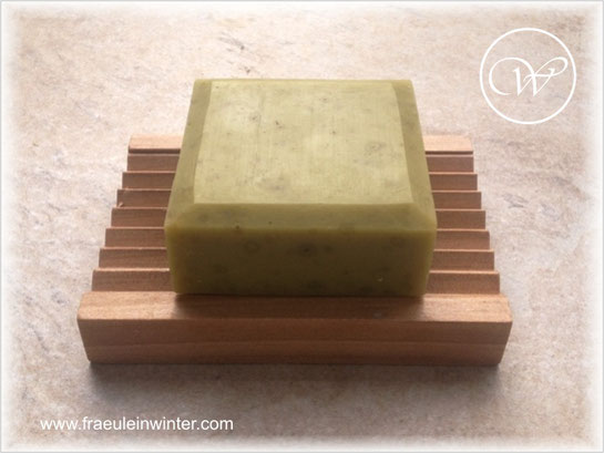 "Seife ""Avocado"" - handmade soap"