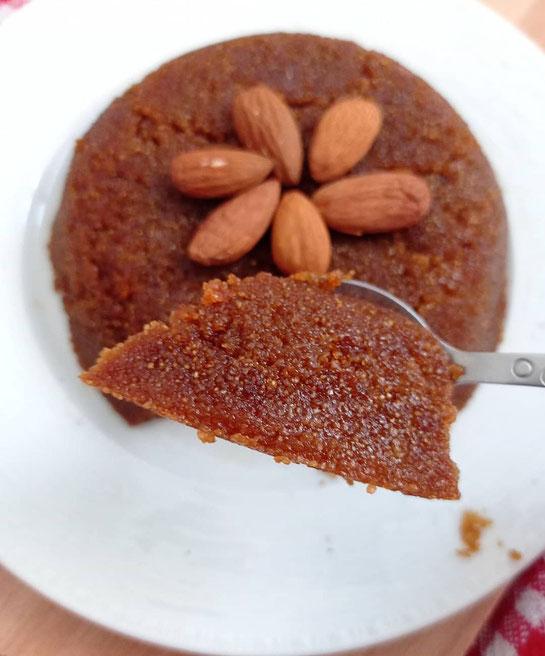 Helva Rezept Türkisch mit Pekmez