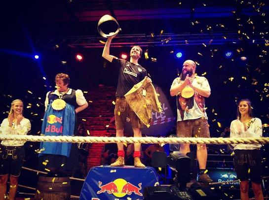 El Fetzn gewinnt das Red Bull Gstanzl Battle 2017