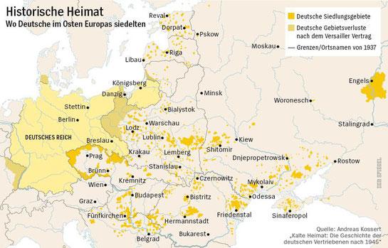 Bevölkerung Deutschland 1945
