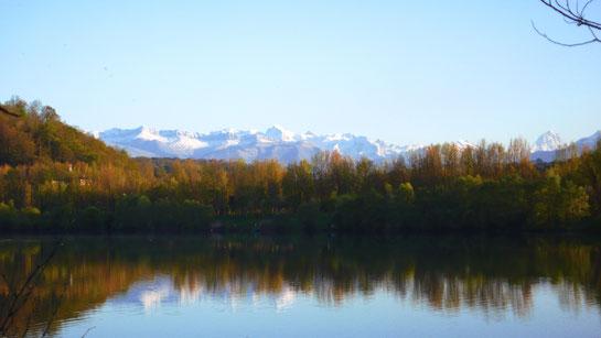 pêche sur le lac IKTUS Carpe