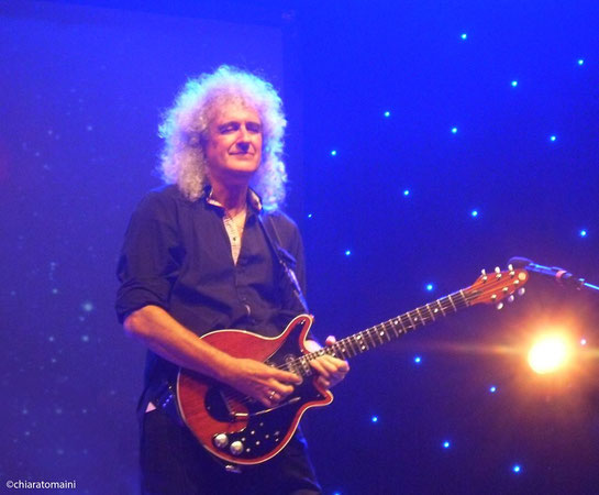 Brian May_Born Free Tour milan 2013 - Chiara Tomaini