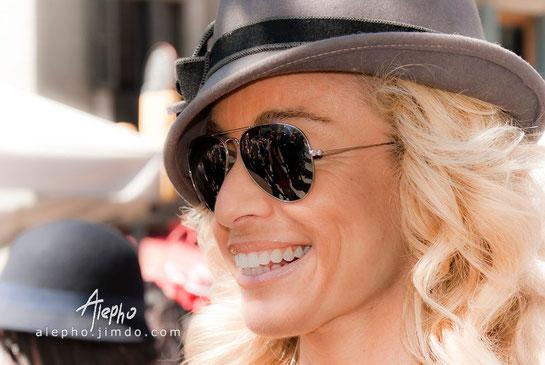 sol y sombreros se dan cita en Barcelona