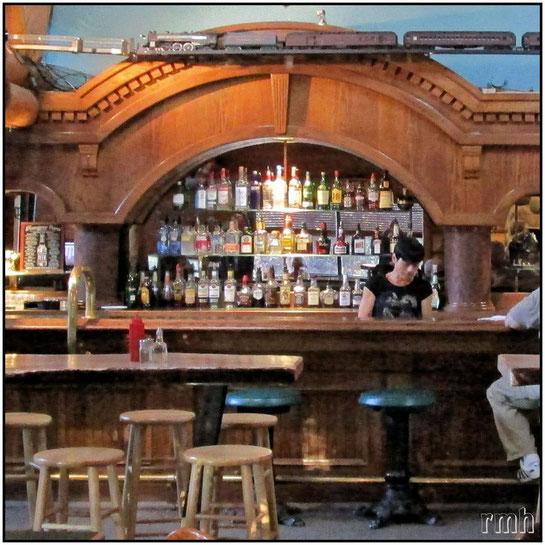 Iron Horse Pub, Lone Butte, BC, Canada