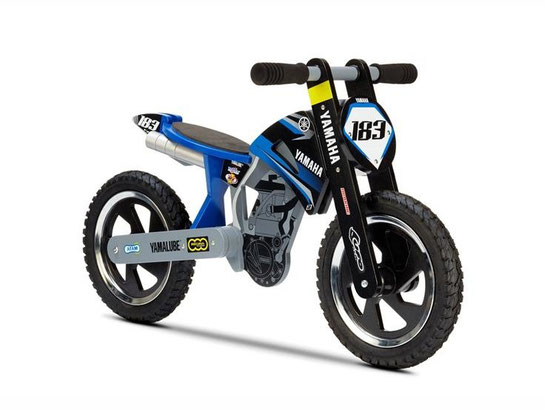 Yamaha Kid's Bike Steven Frossard MX Replica