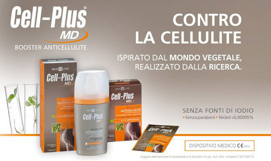 Cell Plus Roma contro la cellulite
