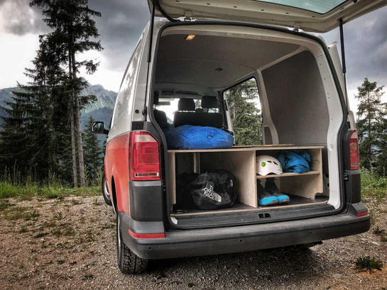 Build Your Own Subaru >> How to build your own campervan - CAMP IT SIMPLE - CAMPING MODULE UND BAUSÄTZE