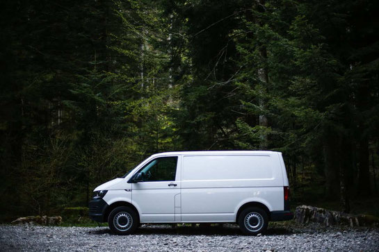 Helping your van blend in means safety for you, your van and your belongings.