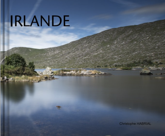 Livre photo Irlande