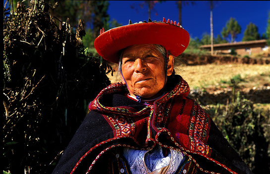 Reisen zu den Menschen in den Anden