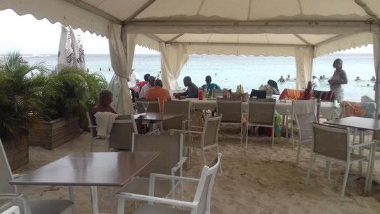 21 juin 2020, ouverture des restaurants de plage
