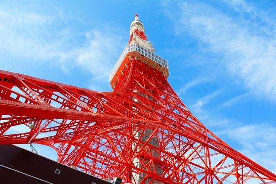 東京タワー フェイスブックより