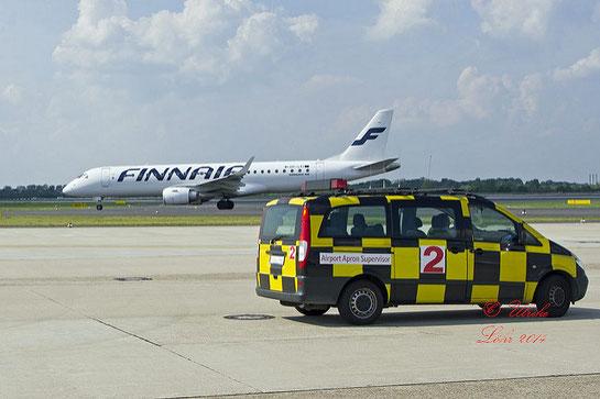 OH-LKI Finnair Embraer ERJ-190LR (ERJ-190-100 LR)