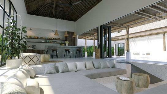 Babakan 4 bedroom villa for sale