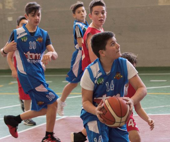 Daniele Velaj in azione