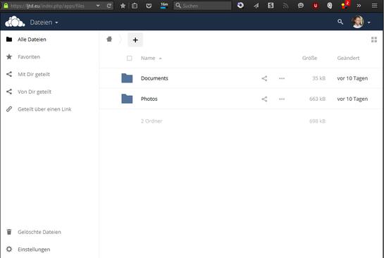 Datei-Verwaltung