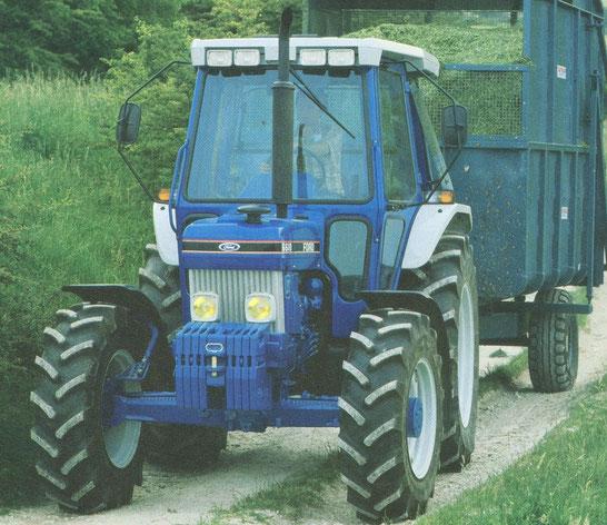 Ford 6610 Traktor