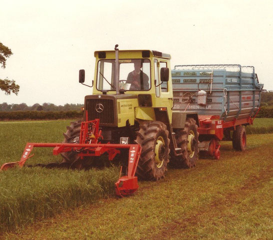 MB trac 900 Turbo