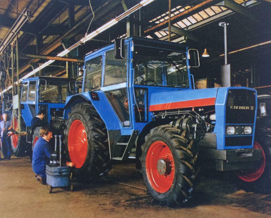 Eicher 3088 Economy Traktor