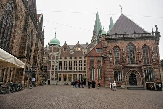 Was geht in Bremen? Inspiration und Tipps. Historische Innenstadt