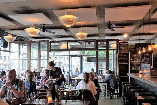 Kopenhagen - Vesterbro . Mein Restauranttipp 2019