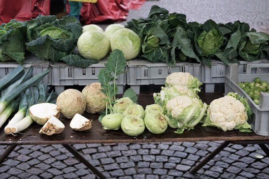 Was geht in Bremen? Markt auf dem Domshof