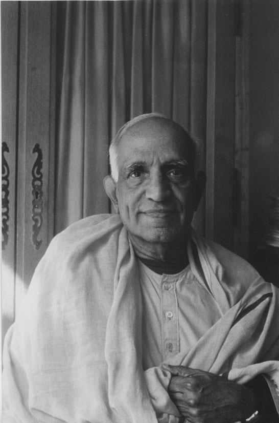 Swami Ritajananda