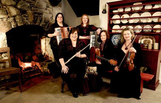 アイルランド音楽 バンド