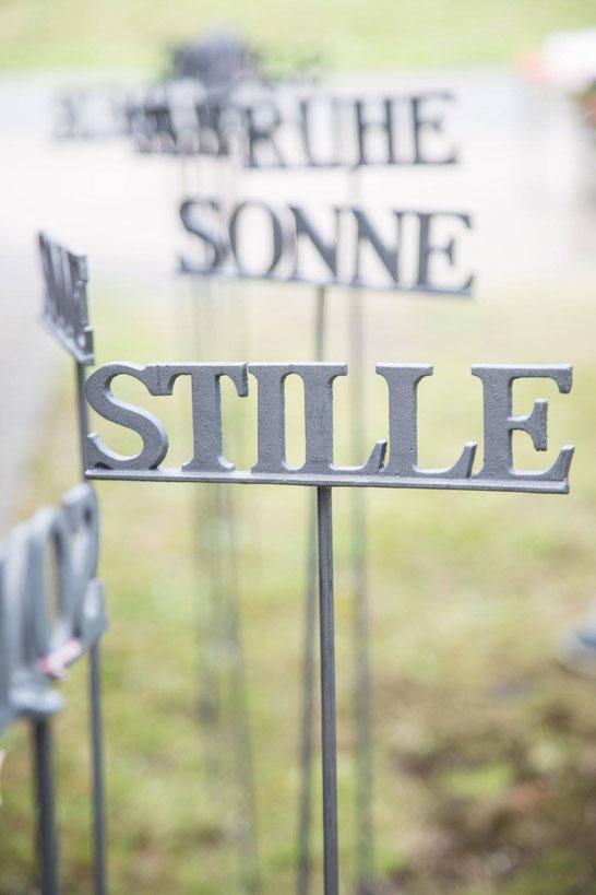 Benitaljo, Plönjeshausen, Bremervörde, Räder, Gartenstecker, Metallstecker, Nadine Scheithauer Fotografie