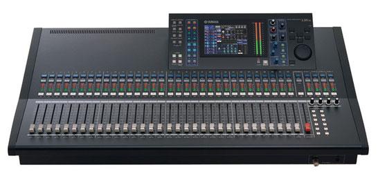 YAMAHA LS9 | 音響機材レンタル-株式会社RKBへ