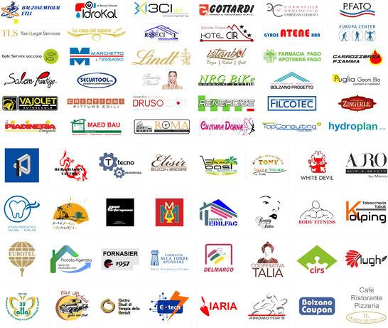 DADEpc Bolzano.grafica stampa web comunicazione.lista aziende servite