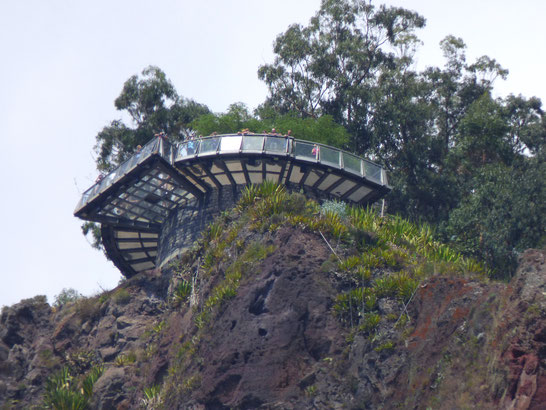 Madeira - Skywalk