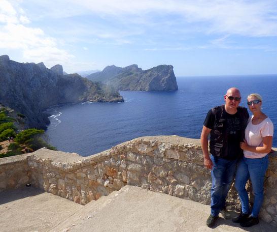 Aussicht am Cap de Formentor