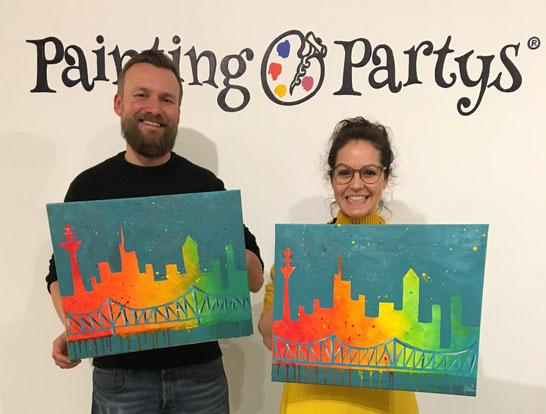 Painting Partys Frankfurt