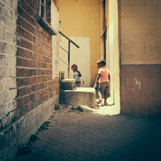 Kids Township Langa Cape Town South Africa