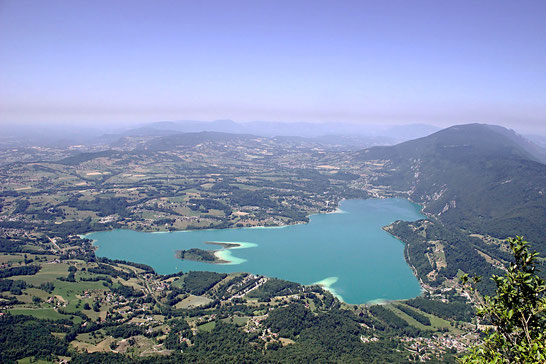 lac d'aiguebelette , lac , petitedécouverte