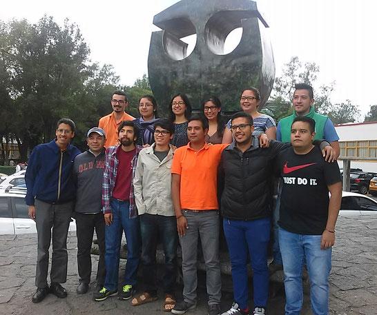 DIFACQUIM - Foto de Grupo 3 octubre, 2017