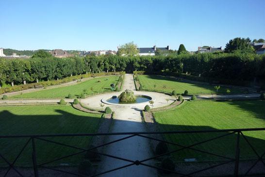 Jardin de la cité épiscopale