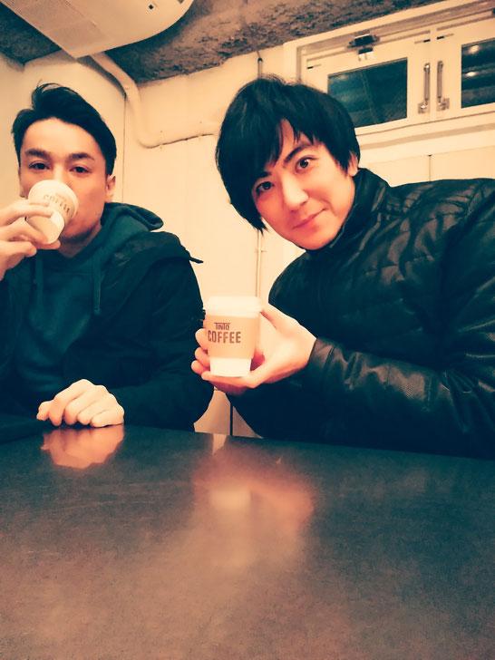 渋谷 表参道 美容室 ヘアサロン JINA hair atelier ジーナヘアアトリエ 三井健司 TINTO COFFEE Sauce Bar Jack