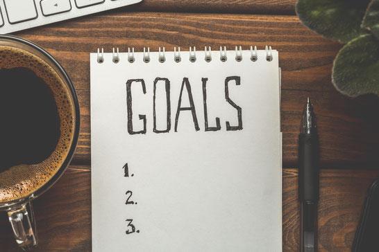 仕事の段取り力をアップするコツ(1)~ゴールを決める~のイメージ