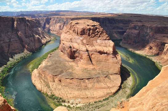 Horseshoe Bend Page Utah USA